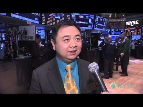 LightInTheBox Celebrates IPO on the NYSE