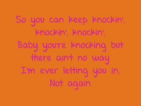 Freddie Stroma - Knockin