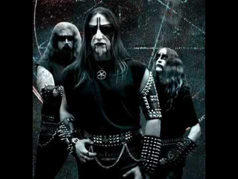 Enthroned - The Burning Dawn