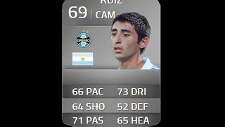 FIFA 14 UPGRADED RUIZ 68 98 STRENGTH Player Review & In Game Stats Ultimate Team