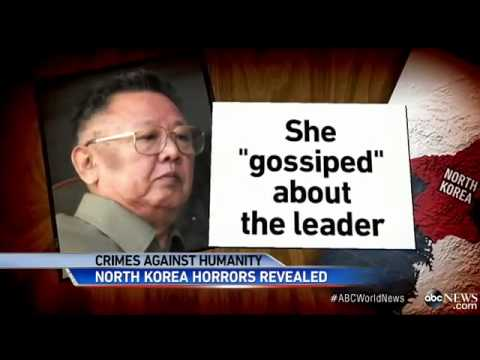 Inside the Hell Called North Korea Where No One, Including Children, Is Saf