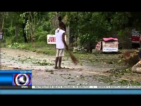 Cagayan Among Hardest-Hit By Typhoon Luis