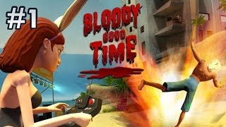Bloody Good Time | #1 - BARBIE'S BLOODY BRAWL | Ft. Nanners, Basic, H20, Daithi