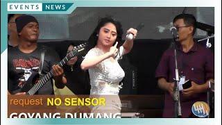 Download lagu GARA GARA REQUEST NO SENSOR - GOYANG DUMANG (SAMARINDA)