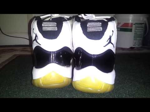 2000 Jordan 11 Concords