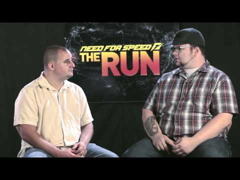 Need For Speed The Run - Game Designer (Online) Interview