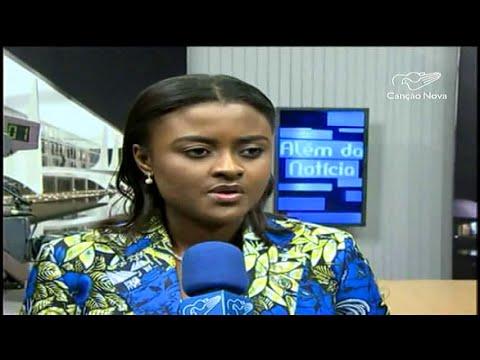 Francine Muyamba visita parlamentares brasileiros - CN Notícias