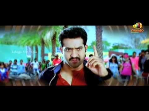 Rabasa Jr NTRs Ramayya Vasthavayya Movie Trailer - Samantha...