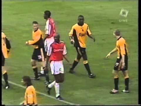 LIVERPOOL ARSENAL 2 1 FA CUP 2001