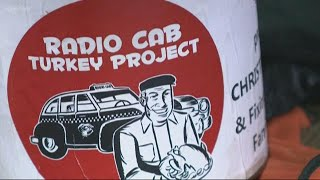 Radio Cab's holiday food drive in peril