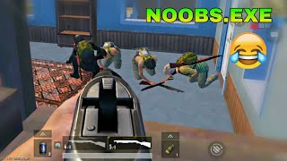 Best Trolling Of Noobs In PUBG 😂 | Pubg.exe