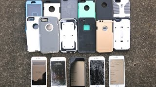 Top 12 iPhone 6 Cases Drop Test - What Is The Most Durable iPhone 6 Case?