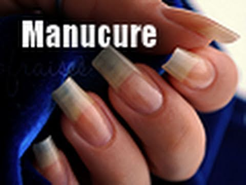 Manucure (manicure) : Comment avoir de beaux ongles ? / How to have beautiful nails ?