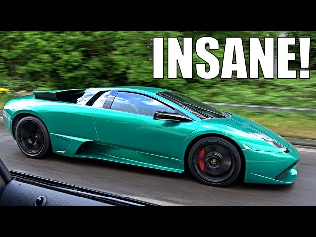 Lamborghini Aventador Vs Murcielago Vs Diablo Vs Countach Head To