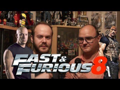 One Shot - Nos Avis Sur Fast & Furious 8  De F. Gary Gray (The Fate Of The Furious)