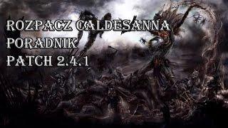 Diablo 3 RoS - Poradnik Rozpacz Caldesanna (Patch 2.4.1)