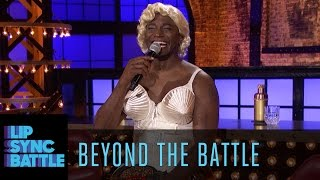 Beyond the Battle: Taye Diggs on his Lip Sync Battle Victory