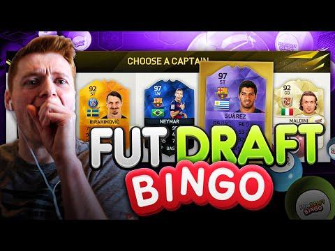 OMFG A 200+ RATED FUT DRAFT BINGO!!! FIFA 16 Ultimate Team