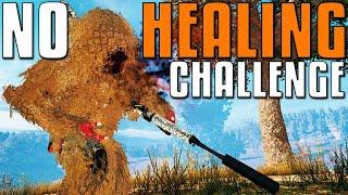 No Healing Challenge | PUBG