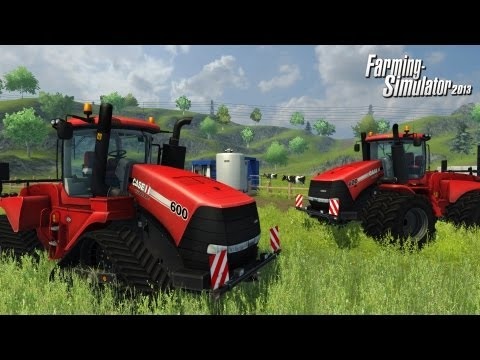 Farming Simulator 2013 review!