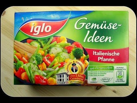 Iglo Gemüse Ideen Italienische Pfanne Getestet Von WieEsWohlSchmeckt Deutsch