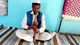 लोक संगीत पुंगी पर