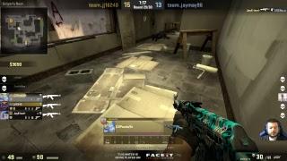 CS:GO MM on FaceIt !