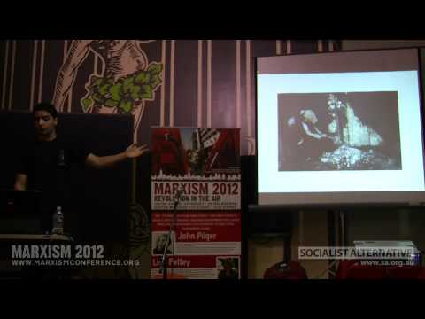 The Struggle for Palestine Today (Part 2 of 3) - Saeed Amireh @ Marxism 2012