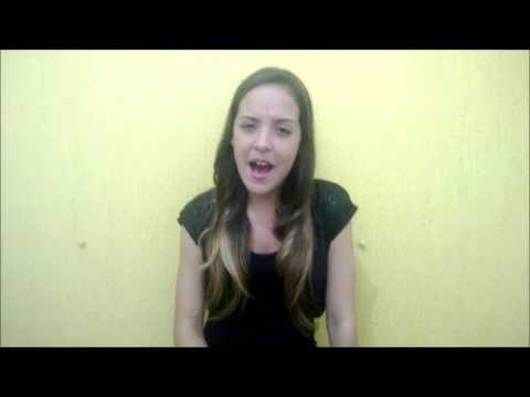 Arianne - Deserto ( Cover by juliana Ribeiro )