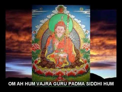 The Vajra Guru (Padmasambhava) Mantra  (108 Reps)