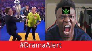 YouTuber Prankster ASSAULTED! #DramaAlert KSI - PewDiePie - W2S - Leafy - RiceGum & More!