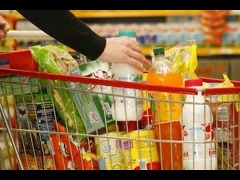 Comprinhas de mercado para marco