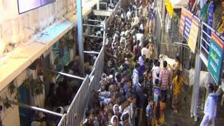 Devotees Rush at Vemulawada Temple on Maha Shivaratri