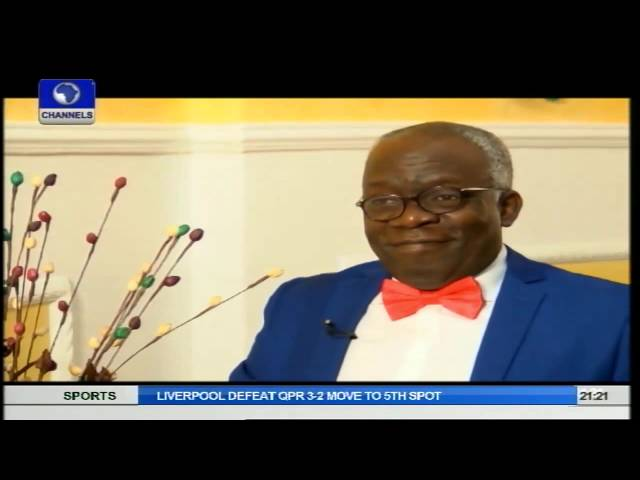 Law Weekly: Falana Speaks On Constitution Ammendment Pt3