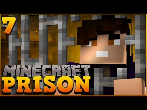 Minecraft: Prison Episode 7 Home sweet home...