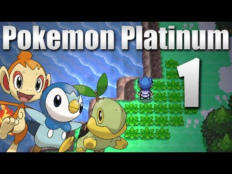 Pokémon Platinum - Episode 1