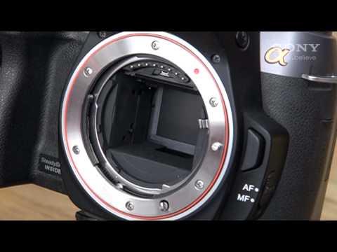 Sony Translucent Mirror Technology vs. SLR
