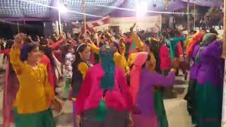 Beautiful Garhwali song girls dance Indian