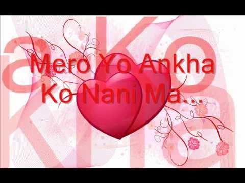 Mero Yo Aankhako by Aastha