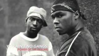 Watch 50 Cent You Aint No Gangsta video