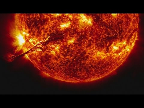 NASA releases high-definition video of the sun