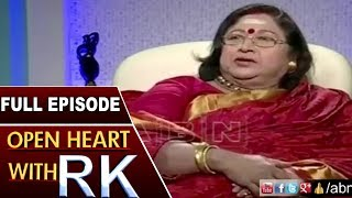 Senior Actress Vanisri Open Heart With RK | Full Episode | ABN Telugu