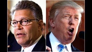 Franken Vs Trump 2020 Might Become A Thing