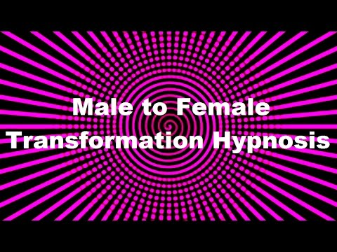 Male To Female Transformation Hypnosis With Fiona Clearwater video