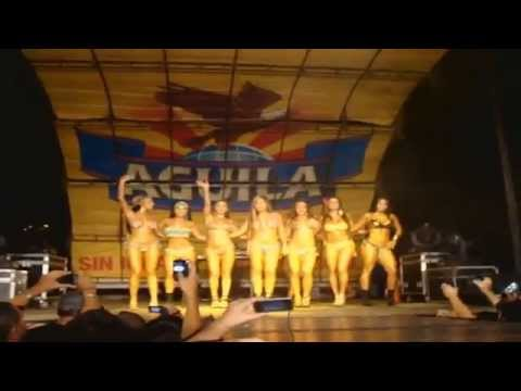Chicas Car Audio - Barranquilla 2011 - 17° Campeonato Nacional de Sonido Sobre Ruedas [HD]