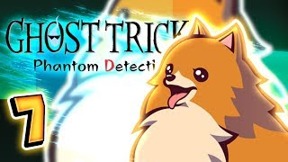 【 Ghost Trick: Phantom Detective 】 Phoenix Wright Ace Attorney Intermission! - Part 7