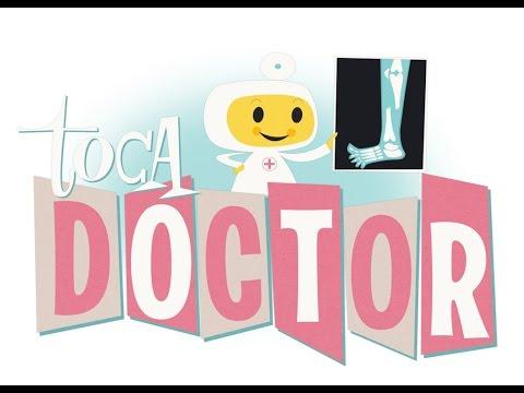 Toca Doctor HD - Best iPad app demo for kids