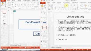Use Calculator for Stat Problems in Finance