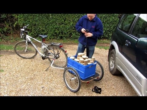 Carry Freedom bike trailer review