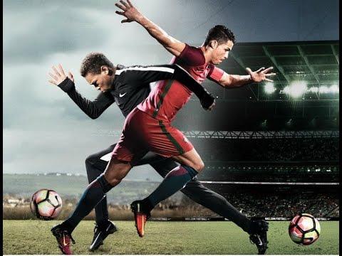 2016超贊耐克足球廣告:The Switch《靈魂互換》C羅與小球迷靈魂互換 中文字幕